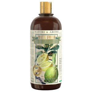 RUDY Nature&Arome Apothecary Bath & Shower Gel バス&シャワージェル Bergamot ベルガモット