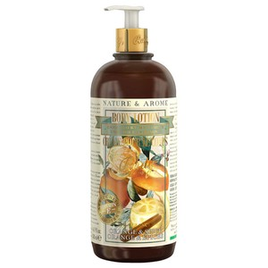 RUDY Nature&Arome Apothecary Body Lotion ボディローション Orange & Spice オレンジ&スパイス