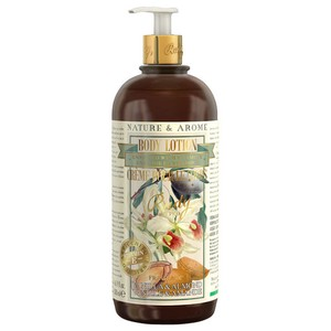 RUDY Nature&Arome Apothecary Body Lotion ボディローション Vanilla & Almond バニラ&アーモンド