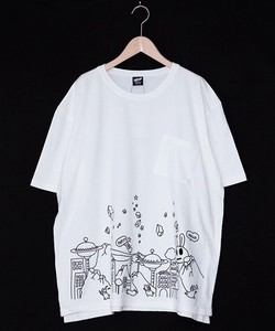 Rabbit Embroidery T-shirt