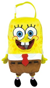 Sponge Bob Die Cut Tissue Box Cover