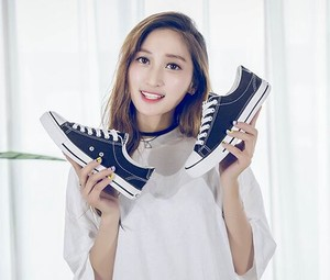Low-rise Sneaker Sneaker Casual Shoe Ladies Shoes