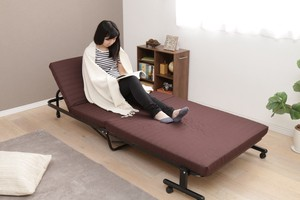 Folded Bed