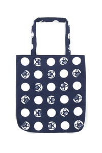 Hand Towel Tote Dot Hand Maid Bag Japanese Craft