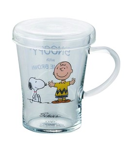 Snoopy Tea Brown