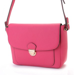 Included Metal Fittings Pocket Shoulder Bag
