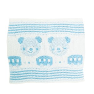 Baby Belly Band Blue