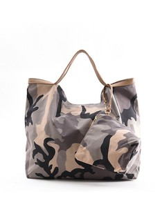 Camouflage Tote
