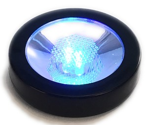 Rainbow Coaster Display Light Black