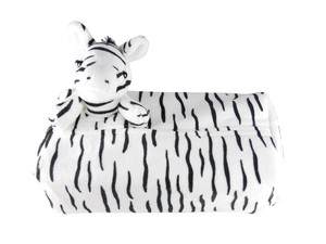 Tissue Box Cover Zebra