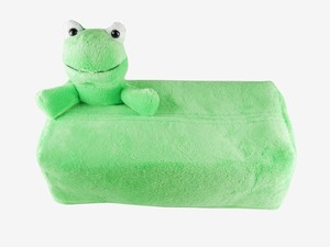 Tissue Box Cover Frog