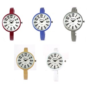 Pole Watch Bangle Watch Colorful Ladies Wrist Watch Fashion