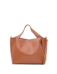 Diagonally Switch 2Way Tote