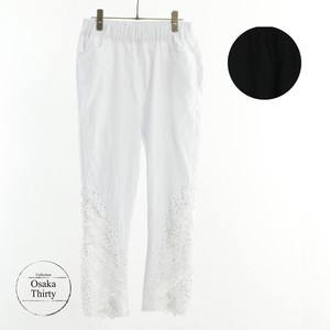 Madame Lace Straight Pants