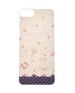 Sweet Plate print Iphone case
