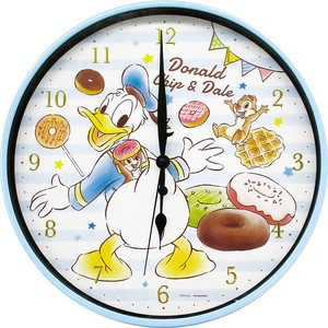 Disney Index Wall Clock Sweets