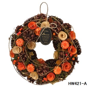 Natural wreath(Forest)【HW421】