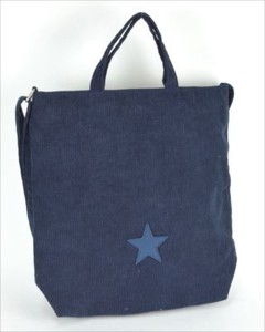 Star Patch Tote Bag Star