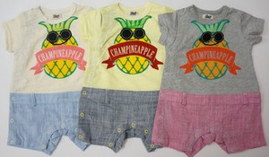 Switching Pineapple Rompers