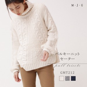 2018 A/W Knitted Sweater M J G