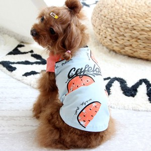 Watermelon Shirt S/S Dog Exclusive Use Pet Product
