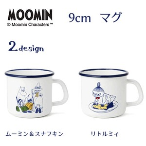 Fuji Enamel Honey The Moomins Mug The Moomins Napkin Little My