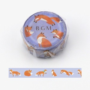 Washi Tape Life Fox Washi Tape