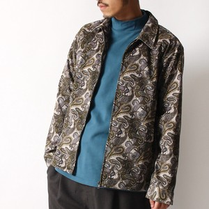 2018 A/W Repeating Pattern Blouson