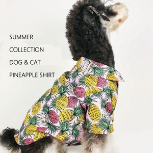 Pet Product Pineapple Shirt for Cat