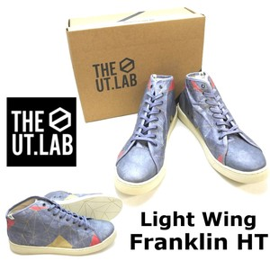 【 THE UT.LAB 】 LIGHT WING FRANKLIN HT スニーカー (メンズサイズ)
