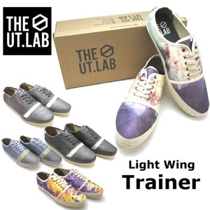 【 THE UT.LAB 】 LIGHT WING TRAINER スニーカー 5色