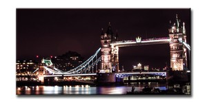 CANVAS ART<キャンバスアート>London Tower Bridge<ロンドン/タワーブリッジ>