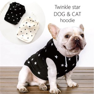 Pet Product Glitter Hoody for Cat Dog Wear