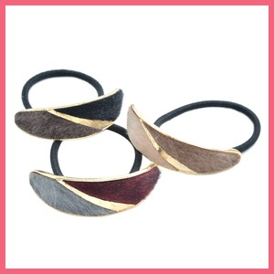 2018 A/W Color Oval Hair Elastic