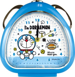 Doraemon Rice Ball Clock Standard 2018 A/W