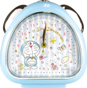 Doraemon Rice Ball Clock Glitter Pastel 2018 A/W