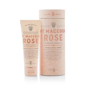 MAINE BEACH マインビーチ MT MACEDON ROSE Series ハンド&ネイルクリーム Hand&Nail Cream