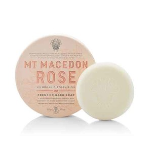 MAINE BEACH マインビーチ MT MACEDON ROSE Series フレンチ ミルド ソープ French Milled Soap