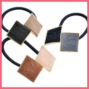 2018 A/W Gigging Square 2 Pcs Hair Elastic