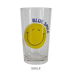 【SALE】【BLUESMILE】グラス(SMILE)【8柄 マリン ガラスコップ 新生活】