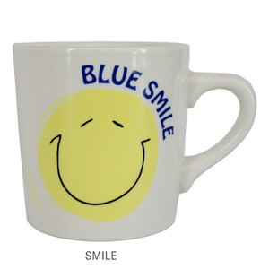 【SALE】【BLUESMILE】マグ(SMILE)【8柄 マグカップ マリン サーフ ギフト 新生活】