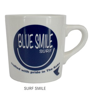 【SALE】【BLUESMILE】マグ(SURF SMILE)【8柄 マグカップ マリン サーフ ギフト 新生活】
