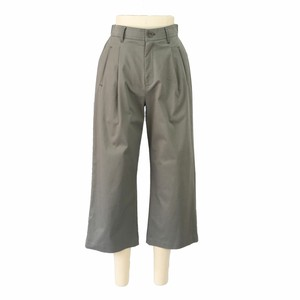 2018 Autumn Cupra wide pants