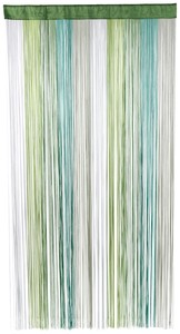 Green Japanese Noren Curtain Scandinavian Style All Available