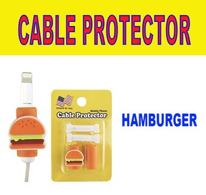 Hamburger USB Cable Smartphone USB Accessories American