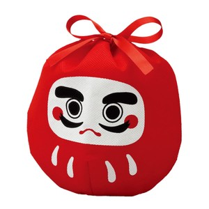 Daruma Pouch New Year Wrapping