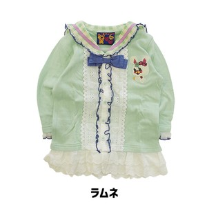 2018 A/W Ladies Candy Sailor Cardigan