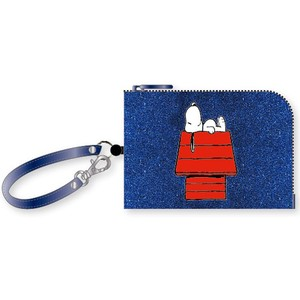 Snoopy Coin Commuter Pass Holder