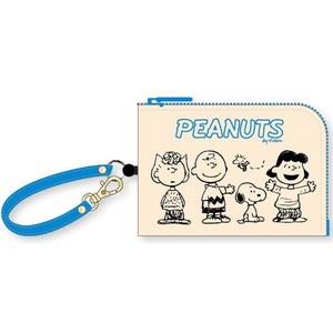 Snoopy Coin Commuter Pass Holder Peanuts