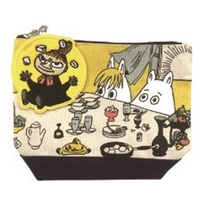 The Moomins Patch Pouch Little My Meal